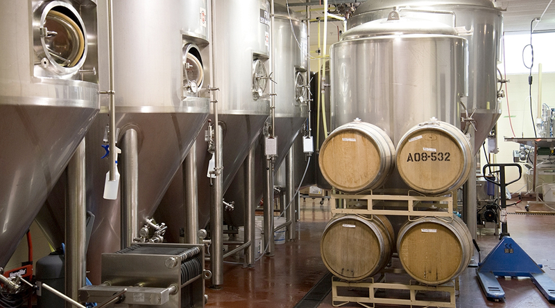 CAMRA-Vancouver-Bomber-Brewing-Fermenters